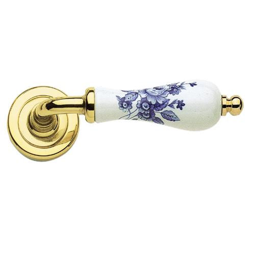 Maniglie In Ceramica Per Porte Interne.Maniglie Linea Porcellana Cottali