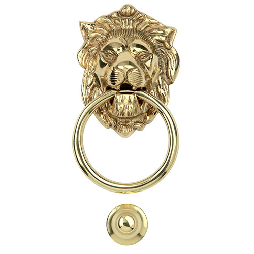 Leoncino Door Knocker