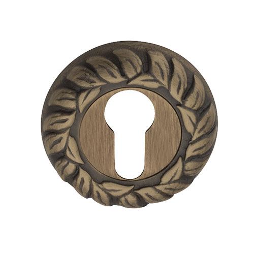 Escutcheon ø 60 mm cilynder hole